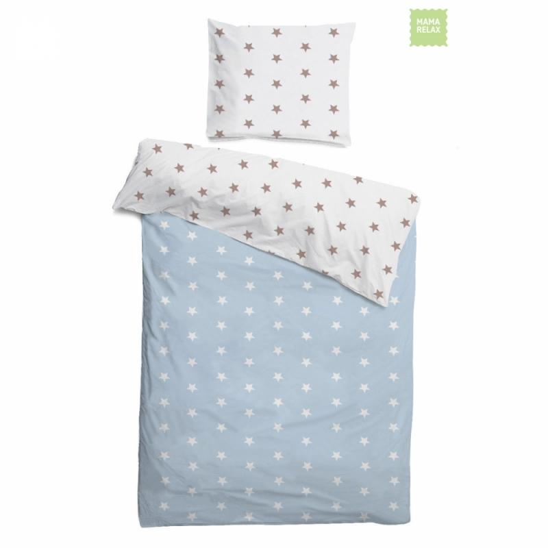 Комплект детского постельного белья Молочный шоколад