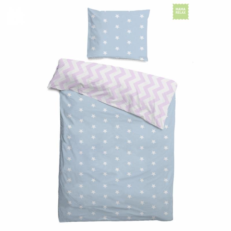 Комплект детского постельного белья Клубника со сливками