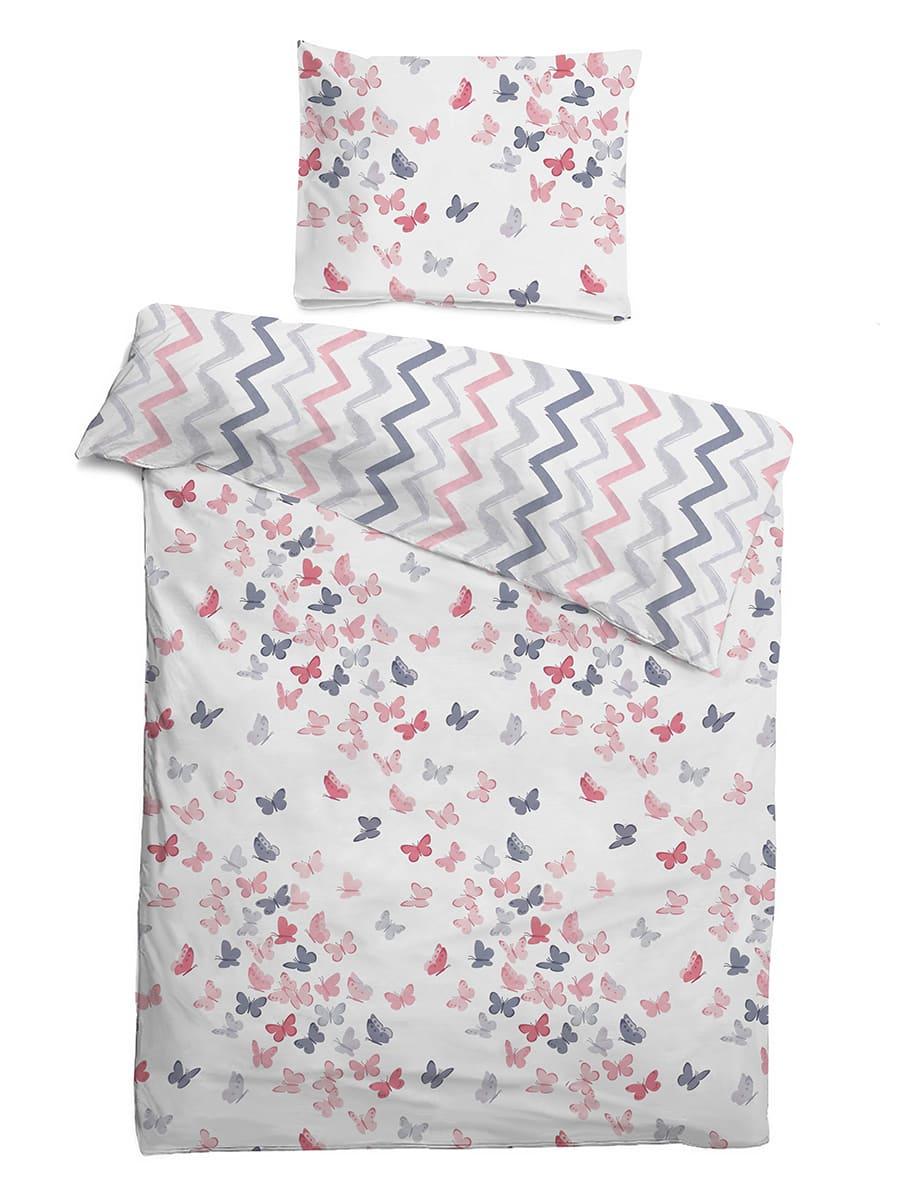 Комплект детского постельного белья Бабочки